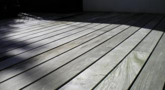 Rénovation de parquet, terrasse
