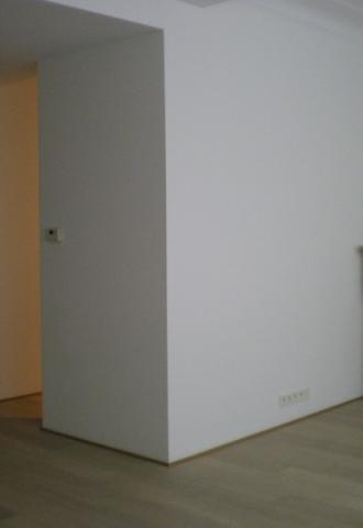 Peinture murale, peinture des portes, pose de parquet
