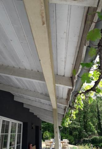 Rénovation et peinture extérieur