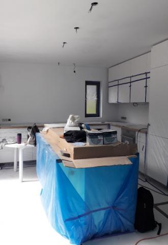 Rénovation et peinture intérieure
