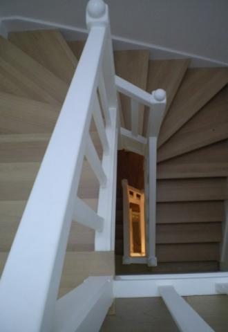 Rénovation des escalier