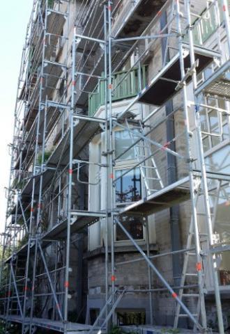 Rénovation de fenêtres et portes extérieurs